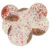 Toverbol met confetti, 6-delige set