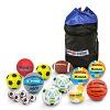 Sport-Thieme® Speeltijd-set 2, ballen in een ballenzak