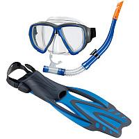 Sport-Thieme® Masker-snorkel set voor volwassenen