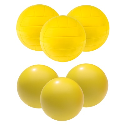 """Sport-Thieme PU-Schuimstofballen-Set """"Volleybal"""""""