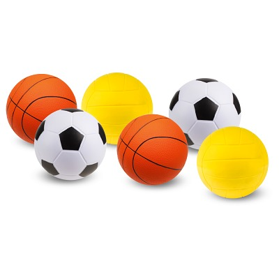 "Sport-Thieme PU-Schuimstofballen-Set ""Mix"""