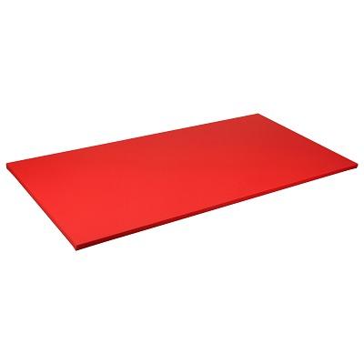 Sport-Thieme Judomat, Rood, Afmeting ca. 200x100x4cm
