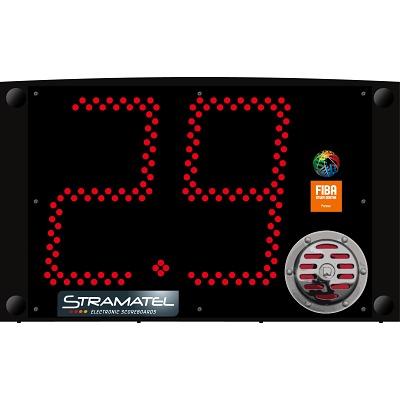 Stramatel 24-Seconden installatie , SC24 Autonoom draadloos