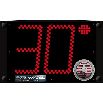 """Stramatel 30 seconden installatie """"SC30"""", SC30 Radiogestuurd, Accustroom"""