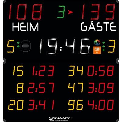 "Stramatel scorebord ""452 MB 3004"""