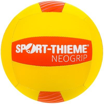 """Sport-Thieme Neopreen Volleybal """"Neogrip"""", """"Beach"""" geel-oranje"""