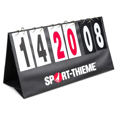 Sport-Thieme Scorebord voor 3 teams
