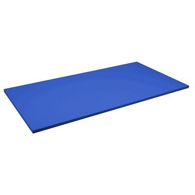 Sport-Thieme Judomat, Blauw, Afmeting ca. 200x100x4cm