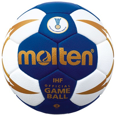 "Molten Handbal ""HX5001-BW"", Maat 3"