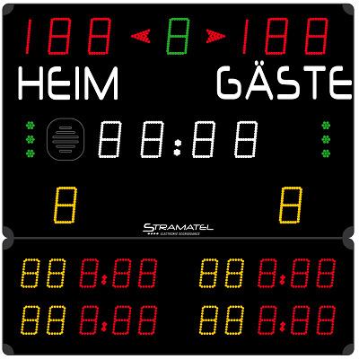 "Stramatel Scorebord ""452 MS 3003"""