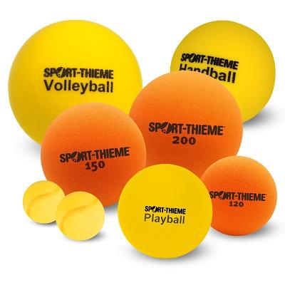 Sport-Thieme Zachte Schuimstoffen Ballen-Set