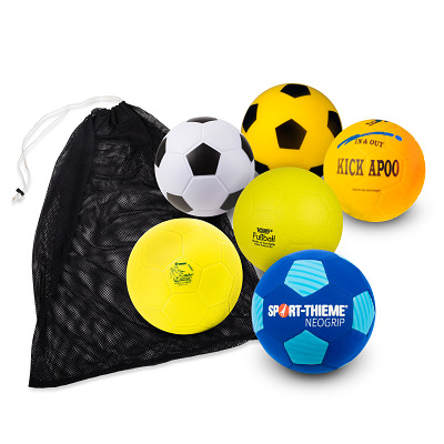 Soft-Play Voetbal-Set