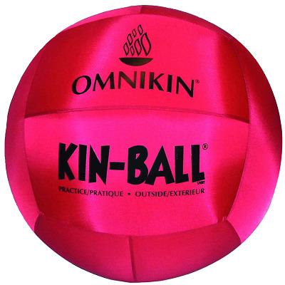 """Omnikin Kin-Ball """"Outdoor"""", ø 84 cm, Rood"""