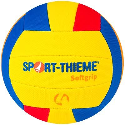 "Sport-Thieme Volleybal ""Softgrip"", Maat 4, 315 g"