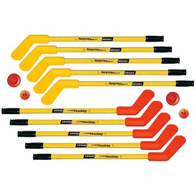 """Dom Hockeyset """"Supersafe"""", Voor kinderen van 5-9 jaar"""