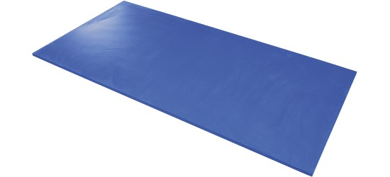 """Airex Gymnastiekmat """"Hercules"""" Blauw"""