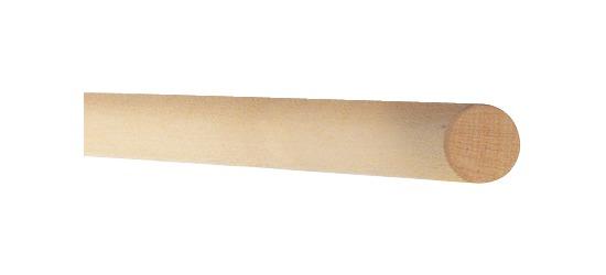 Balletbar rond, 300 cm (2x 150 cm)