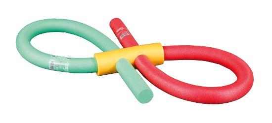 Comfy® Verbindingsstuk 14 cm, met 2 gaten