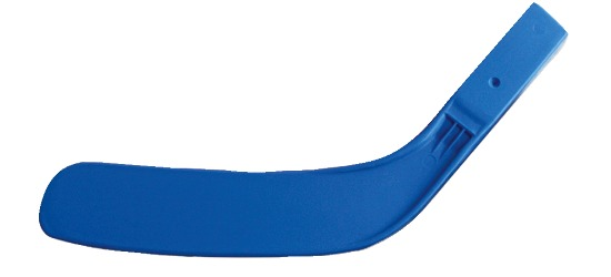 """Dom Reservevoet voor Hockeystick """"Cup"""" Voet blauw"""