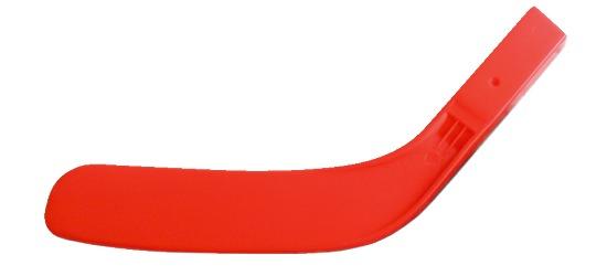 """Dom Reservevoet voor Hockeystick """"Cup"""" Voet rood"""