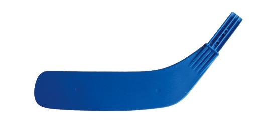 """Dom Reservevoet voor hockeystick """"Junior"""" Voet blauw"""