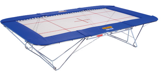 "Eurotramp® trampoline ""Grand Master Super Spezial"" Met rolstandaard"