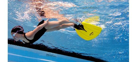 """Finis® Monofin """"The Wave"""" voor kinderen, maat 32-39"""