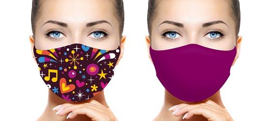 Olusko gezichtsmasker en alledaagse maskers Vrouwen
