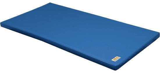 "Reivo Combi-Turnmatten ""Veilig"" Polygrip blauw, 200x100x8 cm"