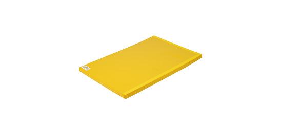 """Reivo Combi-Turnmatten """"Veilig"""" Polygrip geel, 200x100x8 cm"""
