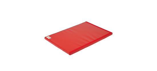 """Reivo Combi-Turnmatten """"Veilig"""" Polygrip rood, 150x100x6 cm"""
