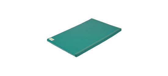 "Reivo® Turnmat ""Veilig"" Polygrip groen, 200x100x8 cm"