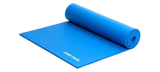 Sport-Thieme Fitnessmat Blauw