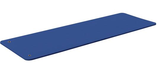 """Sport-Thieme® Gymnastiekmat """"Basic 15"""" Met ogen, Blauw"""
