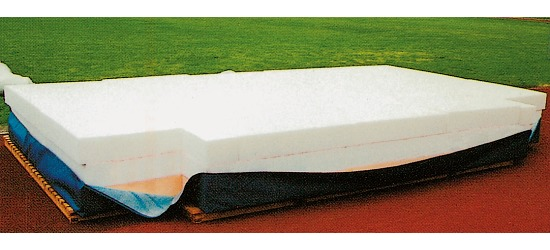 Sport-Thieme Hoogspringkussen 400x250x50 cm