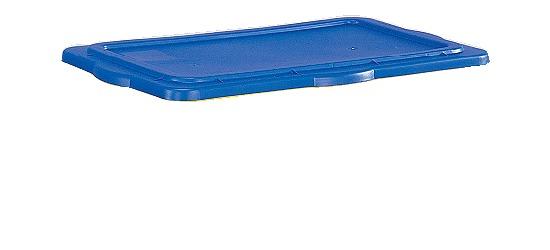 Sport-Thieme  Klemdeksel voor materiaalbox Blauw
