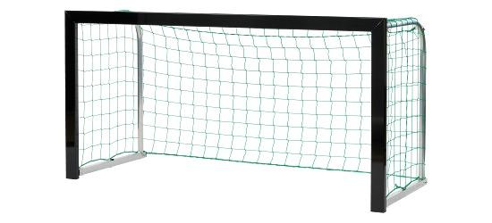 """Sport-Thieme Mini-voetbaldoel """"Young Players"""" Zwart gepoedercoat"""