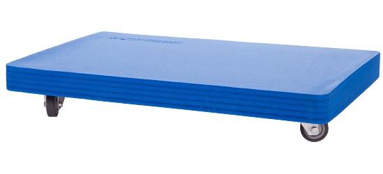 "Sport-Thieme® Rolplank ""Soft"" Polster Blauw"
