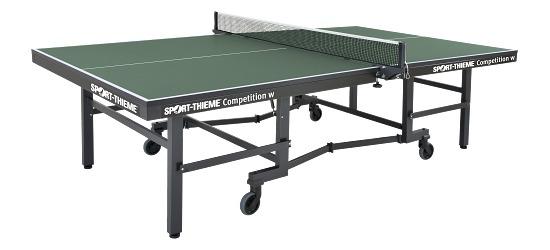"""Sport-Thieme® Tafeltennistafel """"Competition"""" Groen"""