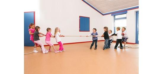 Sport-Thieme® Trektouw L: 10 m, ø 20 mm, Zachte vezel, voor indoor