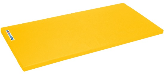 "Sport-Thieme® Turnmat ""Special"" 200x100x6cm Basis, Polygrip geel"