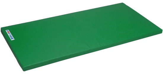"Sport-Thieme® turnmat ""Spezial"" 200x125x6cm Basis, Polygrip groen"