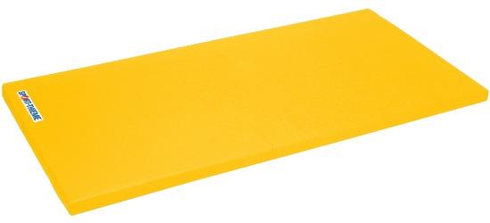 "Sport-Thieme® turnmat ""Spezial"" 200x125x8cm Basis, Polygrip geel"