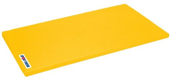 "Sport-Thieme® Turnmat ""Super"" 150x100x6cm Basis, Polygrip geel"
