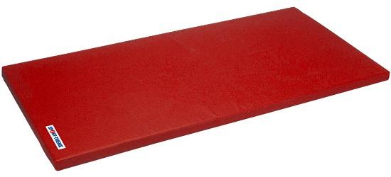 "Sport-Thieme turnmat ""Super"" 200x100x8cm Basis, Polygrip rood"
