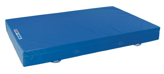 Sport-Thieme® Zachte Valmat DIN EN 12503-1 Typ 7, 400x300x60 cm