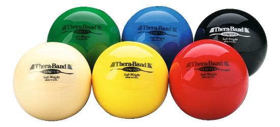 Thera-Band® gewichtsballenset