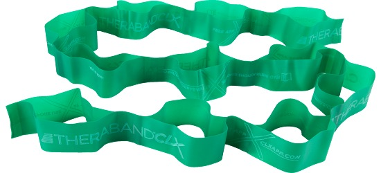 TheraBand CLX Band Groen, sterk