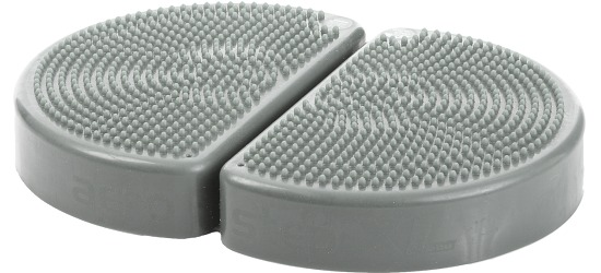 Togu® Aero-Step XL Zilvergrijs