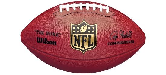"""Wilson® football """"Duke Game Ball"""""""